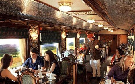 luxury train journeys  india