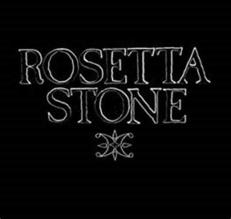 rosetta stone band rosetta stone discography line up biography