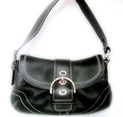 Fashion Bag Batam Import Coach Bb 2011 3 coach soho small flap black leather shoulder bag purse handbag sold handbags purses