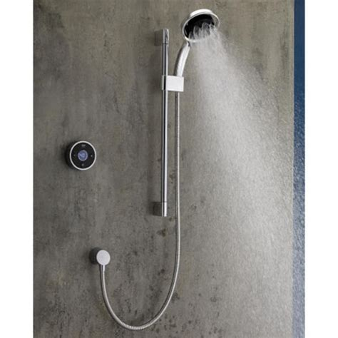 Digital Shower by Showers Plumbing Solutions