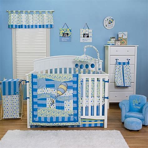 dr seuss nursery bedding trend lab 174 dr seuss oh the places you ll go crib
