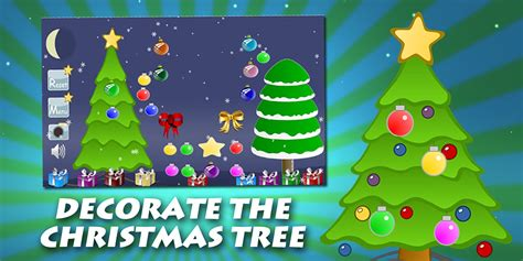 decorate the christmas tree unity source code kids