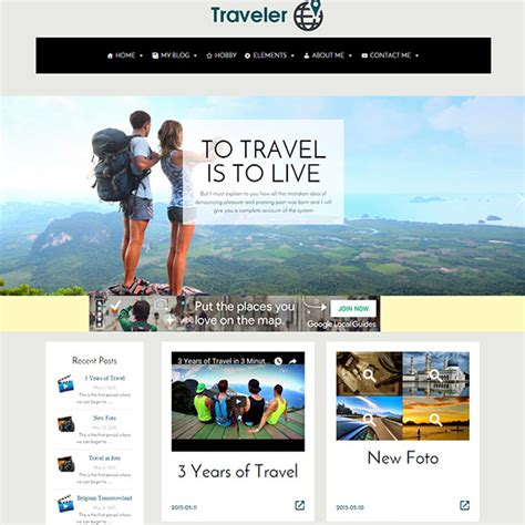 templates blogger travel 17 travel blogs themes templates free premium templates