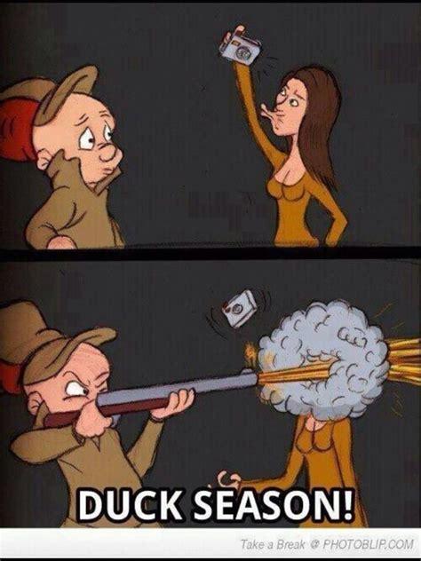 Funny Duck Face Meme - duck lips face rabbit season elmer fudd disney hunting