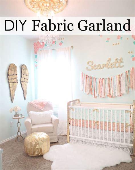 Simple Baby Girl Room Ideas Best 25 Diy Nursery Decor Diy Nursery Decor Ideas