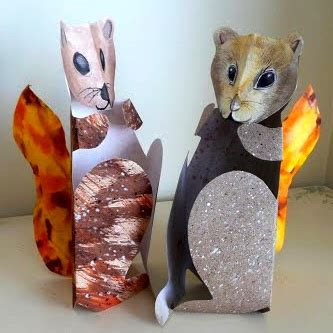 squirrel crafts for squirrel crafts for things to make and do crafts