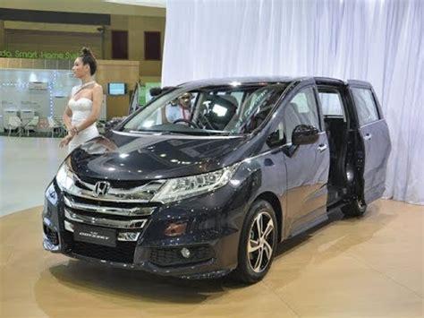 Harga Vans I Ny the new 5th honda odyssey launched malaysia interior