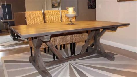 plans for dining room table expandable dining room table plans with leaves coffee side tables youtube