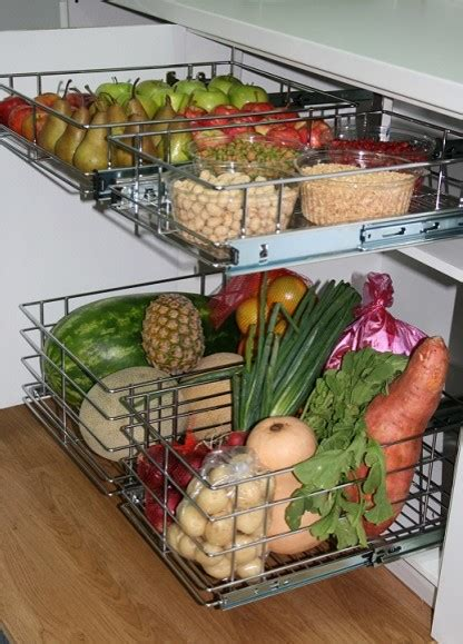 Decorative Kitchen Canister Sets fruit and vegetable storage ideas
