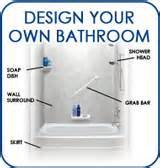 Design Your Own Bathroom Vanity Online Walk In Tubs Fenwick Bath Bathroom Renovations