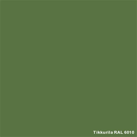 ral 6010 ral classic tikkurila industrial coatings colors ral color cards