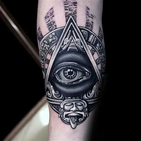 god tattoo designs for men eye of god tattoos ideas