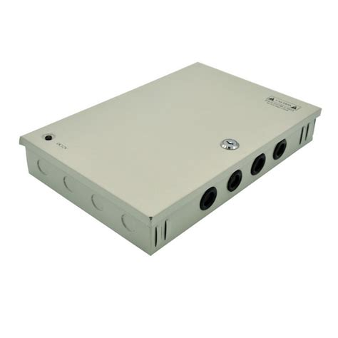 Power Supply 10 A Power Supply 10a Cctv 18 ch 12v 10a 120w cctv power supply box for cctv silver free shipping dealextreme