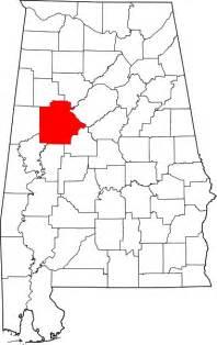 file map of alabama highlighting tuscaloosa county svg