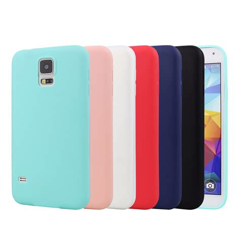Ultrathin Soft For Samsung S5 new ultrathin tpu matte for samsung galaxy s5