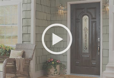 outside doors selecting your exterior doors at the home depot