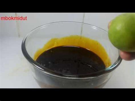 resep rahasianya gini doang bumbu oles ayam bakar kecap