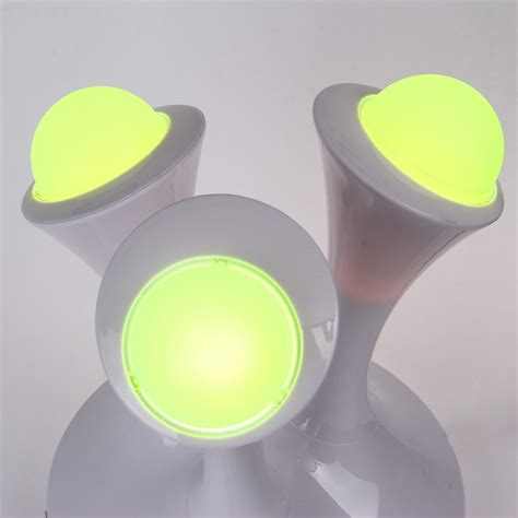 Glowing Nightlight L With Removable Glow Balls by Led Multi Colored Shaped Light With
