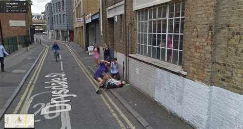 Google street view world funny street view images from google maps