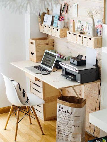 bureau en pin ikea bureau pour ado 224 faire avec des boites de rangement ikea