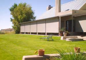 outdoor patio wind screens santa fe awning albuquerque awning las cruces awning