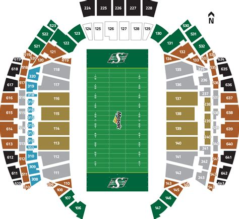 view your seats view your seats saskatchewan roughriders