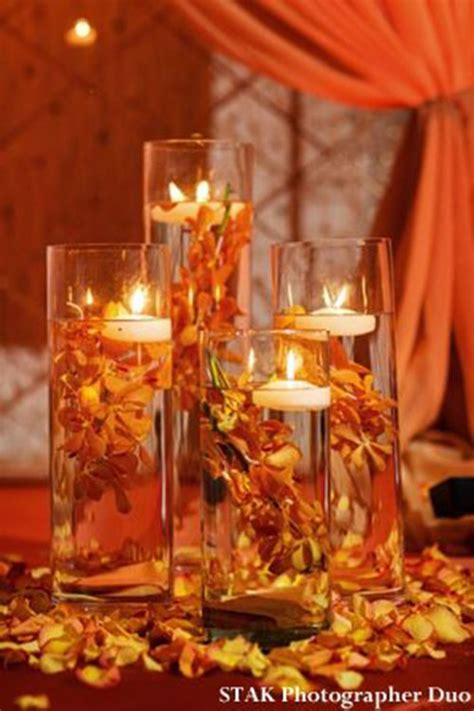 fall decorations for wedding reception beautiful fall wedding ideas wedding centerpieces