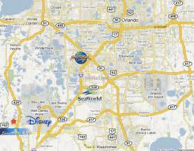 Orlando Highway Map by Hotels By Disney World Orlando Fl Best Garden Ideas