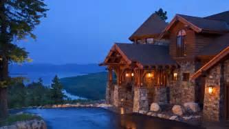 Idaho House Mountain Architects Hendricks Architecture Idaho Custom