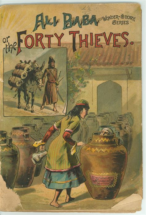 alibaba book ali baba or the forty thieves the portal to texas history