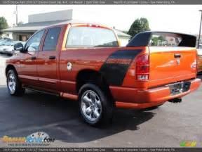 Dodge Ram 1500 Daytona 2005 Dodge Ram 1500 Slt Daytona Cab 4x4 Go Mango