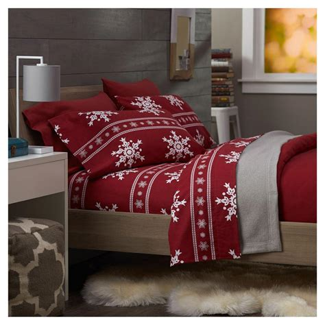 flannel bedding pinzon