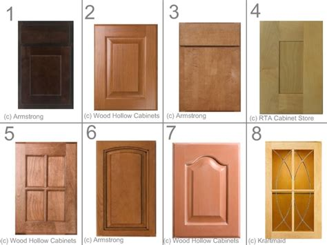 types of kitchen cabinet doors door cabinets prepac elite home storage 54 in 3 door