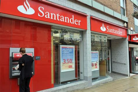 consumer bank santander santander voted worst of britain s high banks for