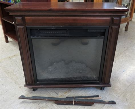 international electric fireplace heater