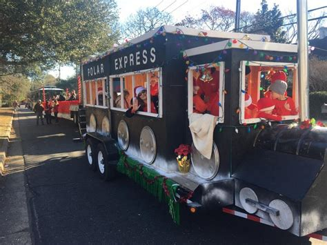 polar express float ideas cantey 2016 polar express float