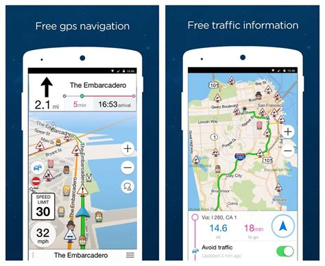 best android navigation app best gps and navigation apps for android androidpit