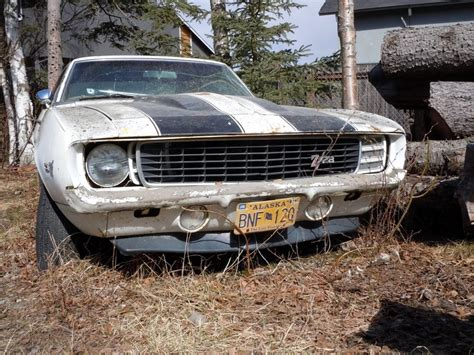 camaro rsss  start    years project