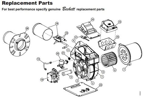 beckett burner parts diagram beckett wiring diagram beckett get free image about