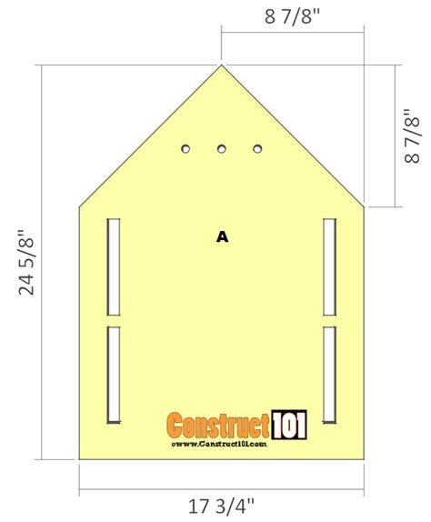 bird house plans purple martin bird house plans 16 unit construct101