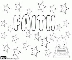 printable faith coloring pages names with f coloring pages printable