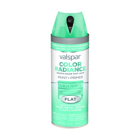 shop valspar color radiance nautical enamel spray paint actual net contents 12 oz at lowes