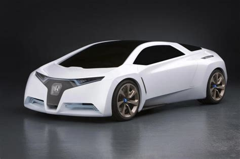 Honda S Fuel Cell Supercar Concept