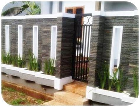 Promo Pagar Minimalis Murah Jabodetabek konsep pagar rumah murah nan minimalis