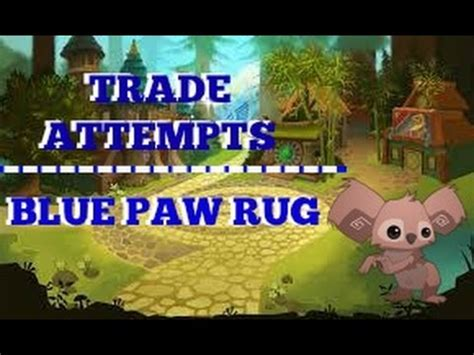 phantom rug trade attempts what they worth paw rugs trade attempts for green p
