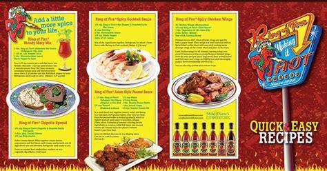 desain kemasan bawang goreng cara membuat contoh brosur makanan kamu semakin menarik
