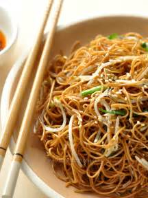chow mein chinese noodles recipe dishmaps