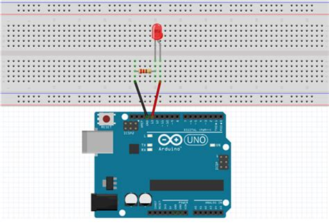 membuat lu led nyala terang cara membuat blinking nyala led dengan arduino bewok tekno