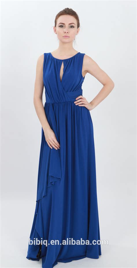 Supplier Dress By Royale china supplier royal blue pleated evening dress buy