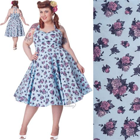 plus size swing dress rockabilly hell bunny plus size miranda dress vintage rose rockabilly